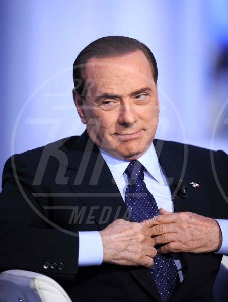 Silvio Berlusconi - Roma - 25-05-2011 - Processo Mediaset: condanna a 4 anni per Silvio Berlusconi