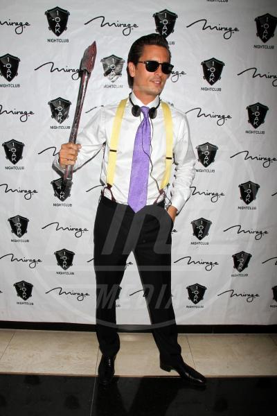 Scott Disick - Las Vegas - 27-10-2012 - A Hollywood, la celebrità è in maschera a Halloween