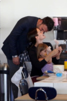Seraphina Rose Elizabeth Affleck, Jennifer Garner, Ben Affleck - Los Angeles - 28-10-2012 - Tra i divi c'è un superdotato e a rivelarlo è la moglie
