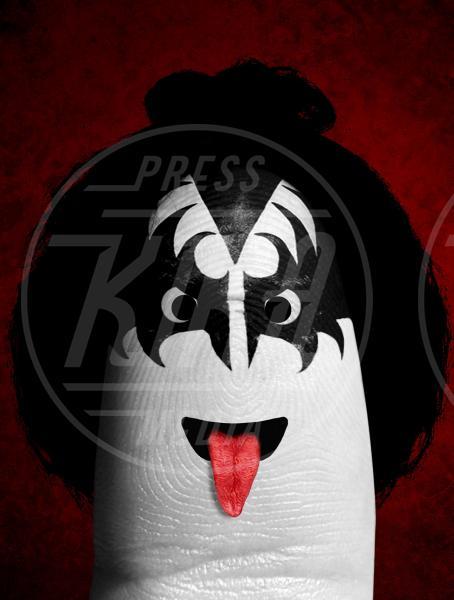 Kiss - Bologna - 29-10-2012 - I personaggi che hanno fatto la storia ritratti in punta di Dito