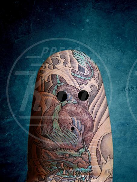 Tattoo - Bologna - 29-10-2012 - I personaggi che hanno fatto la storia ritratti in punta di Dito