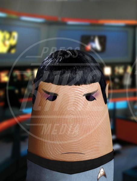Dr. Spock - Bologna - 29-10-2012 - I personaggi che hanno fatto la storia ritratti in punta di Dito