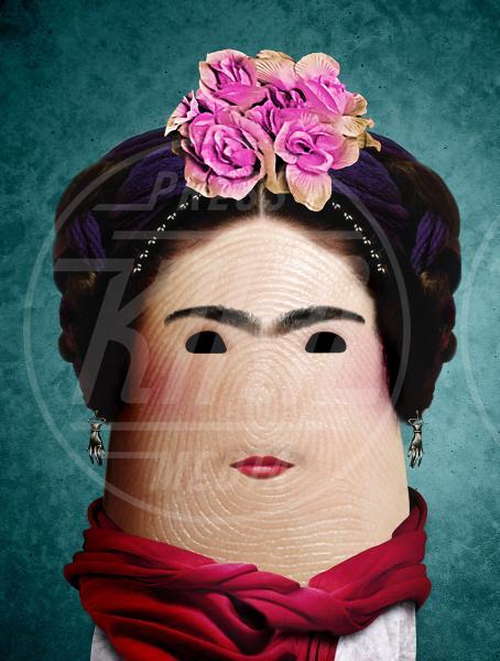 Frida Kahlo - Bologna - 29-10-2012 - I personaggi che hanno fatto la storia ritratti in punta di Dito