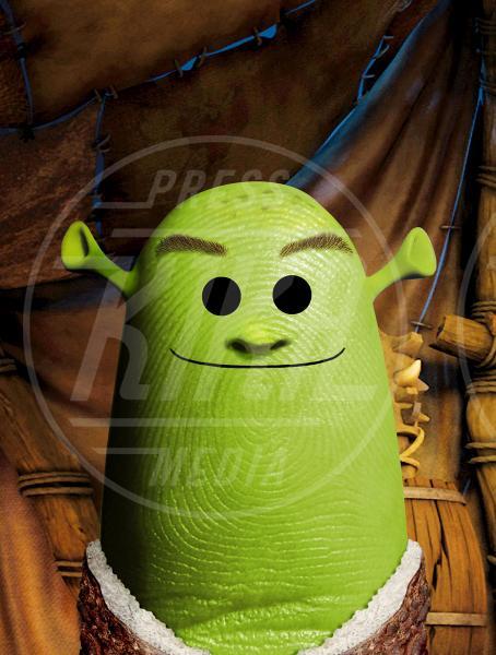 Shrek - Bologna - 29-10-2012 - I personaggi che hanno fatto la storia ritratti in punta di Dito