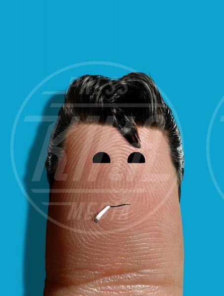 Danny Zuko, John Travolta - Bologna - 29-10-2012 - I personaggi che hanno fatto la storia ritratti in punta di Dito