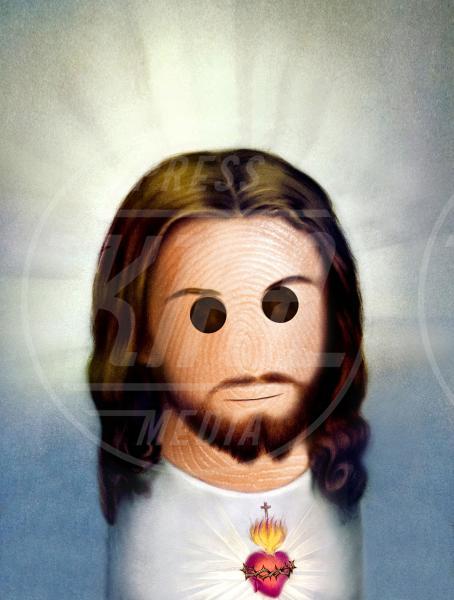 Gesù Cristo - Bologna - 29-10-2012 - I personaggi che hanno fatto la storia ritratti in punta di Dito