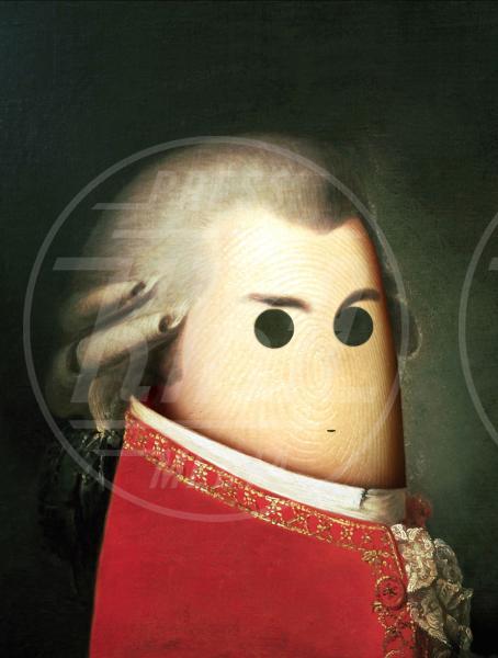 Wolfgang Amadeus Mozart - Bologna - 29-10-2012 - I personaggi che hanno fatto la storia ritratti in punta di Dito