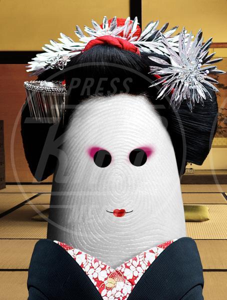Geisha girl - Bologna - 29-10-2012 - I personaggi che hanno fatto la storia ritratti in punta di Dito