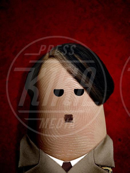 Adolf Hitler - Bologna - 29-10-2012 - I personaggi che hanno fatto la storia ritratti in punta di Dito