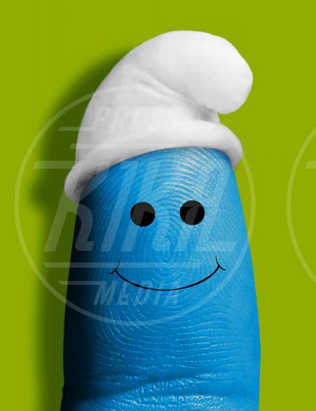 Smurf - Bologna - 29-10-2012 - I personaggi che hanno fatto la storia ritratti in punta di Dito