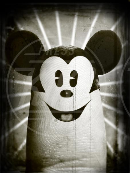 Mickey Mouse - Bologna - 29-10-2012 - I personaggi che hanno fatto la storia ritratti in punta di Dito