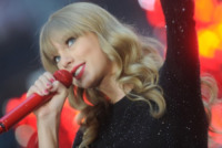 Taylor Swift - New York - 22-10-2012 - Taylor Swift e LL Cool J annunciano le nomination ai Grammy