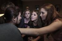 Tess Scherkenback, Savannah Scherkenback, Brynne Larson - Scottsdale - 30-10-2012 - Le sorelle Scherkenback unite nel nome dell'esorcismo