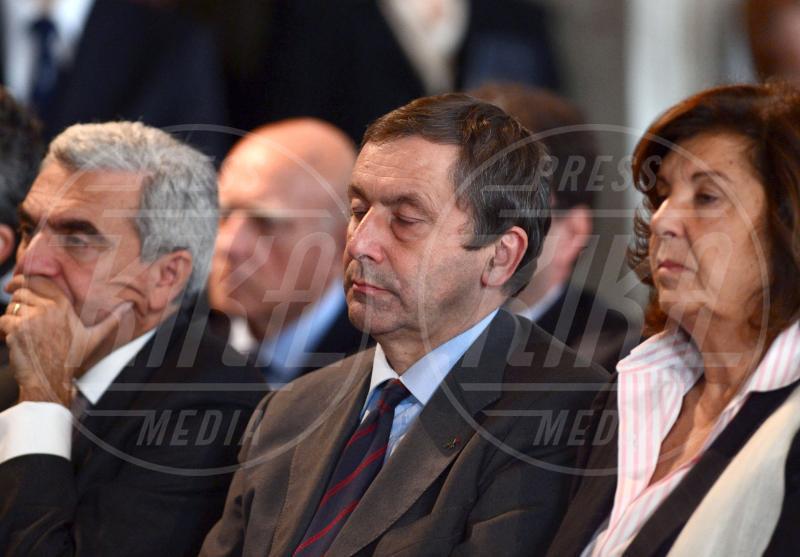 Francesco Profumo - Roma - 30-10-2012 - Da Napolitano a Monti dormono tutti al 150 della Corte dei Conti