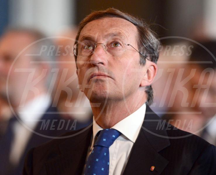 Gianfranco Fini - Roma - 30-10-2012 - Da Napolitano a Monti dormono tutti al 150 della Corte dei Conti
