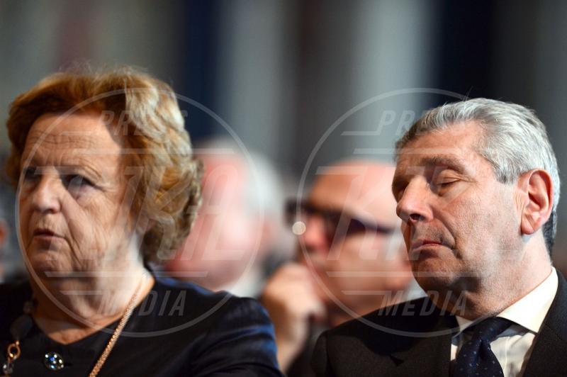 Anna Maria Cancellieri, Giampaolo Di Paola - Roma - 30-10-2012 - Da Napolitano a Monti dormono tutti al 150 della Corte dei Conti