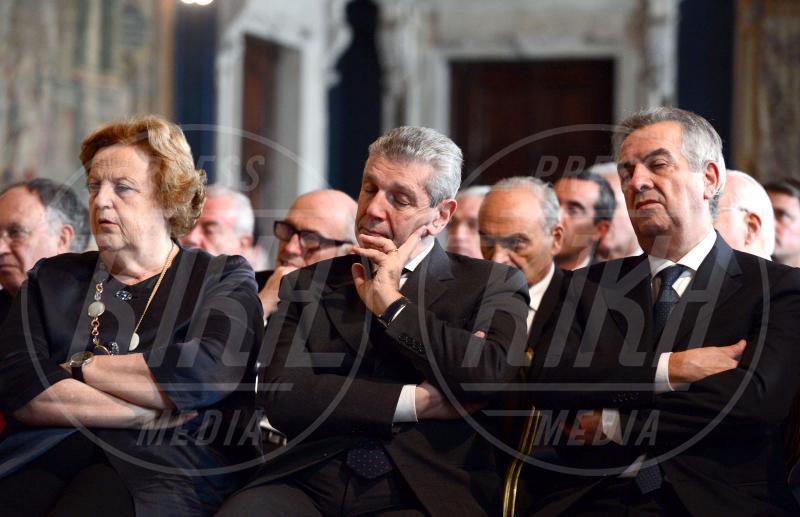 Lorenzo Ornaghi, Giampaolo Di Paola - Roma - 30-10-2012 - Da Napolitano a Monti dormono tutti al 150 della Corte dei Conti