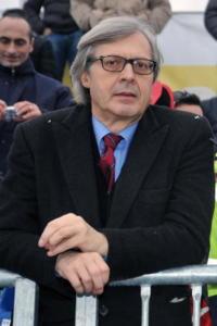 Vittorio Sgarbi - Viareggio - 19-02-2012 - Incidente per Vittorio Sgarbi: l'autista in coma farmacologico