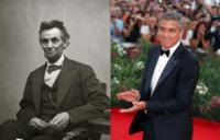 Abraham Lincoln, George Clooney - Los Angeles - 09-10-2012 - Auguri George Clooney, il divo compie 58 anni