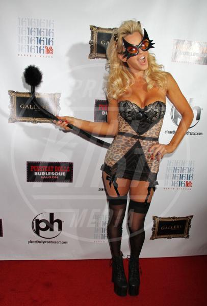 Jenny McCarthy - Londra - 31-10-2012 - A Hollywood, la celebrità è in maschera a Halloween