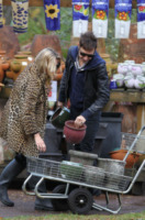 Jamie Hince, Kate Moss - Londra - 31-10-2012 - Earth Day: per queste star è ogni giorno!