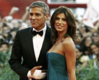 Elisabetta Canalis, George Clooney - Venezia - 08-09-2009 - Talia Balsam: ma che hai fatto a George Clooney?