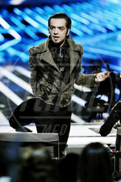 Morgan - Milano - 01-11-2012 - X Factor 2012: la sfida dei tutor a colpi di look