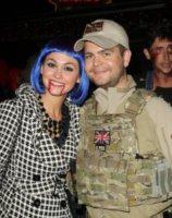 Lisa Stelly, Jack Osbourne - Hollywood - 02-11-2012 - Jack Osbourne aspetta il secondo figlio