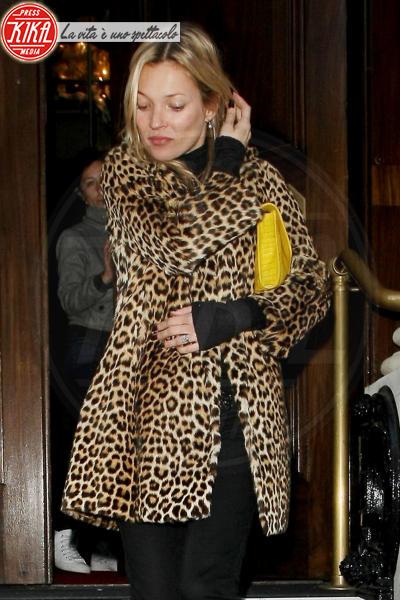 Kate Moss - Londra - 01-11-2012 - Il leopardo non si ammaestra, si indossa