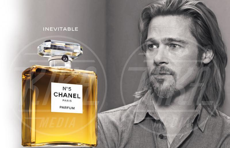 Brad Pitt - Los Angeles - 17-10-2012 - David Beckham risponde a Brad Pitt con The Essence