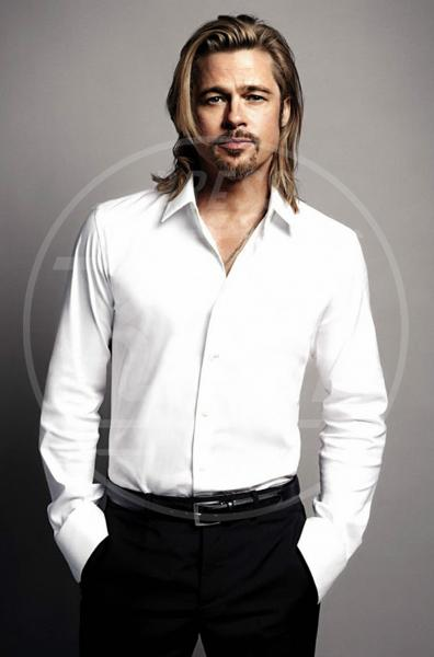 Brad Pitt - 18-10-2012 - David Beckham risponde a Brad Pitt con The Essence