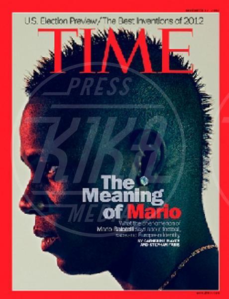 Mario Balotelli - 02-11-2012 - Mario Balotelli: da bad boy alla cover di Time