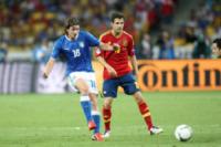 Riccardo Montolivo, Cesc Fabregas - Kiev - 01-07-2012 - Olanda: la KNVB invita i calciatori a fare outing