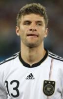 Thomas Mueller - Durban - 13-06-2010 - Olanda: la KNVB invita i calciatori a fare outing