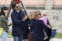 Mia Facchinetti, Gaia Lucariello, Simone Inzaghi - Roma - 05-05-2007 - Simone Inzaghi si sposa: il gesto d'amore di Alessia Marcuzzi