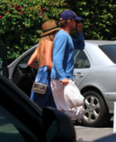Blake Lively, Leonardo DiCaprio - Santa Monica - 21-08-2011 - Kelly Rohrbach: un'altra bionda per Leonardo DiCaprio