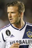 David Beckham - Los Angeles - 04-11-2012 - David Beckham annuncia il suo ritiro dal calcio