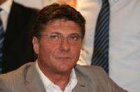 Walter Mazzarri - Napoli - 12-10-2011 - Walter Mazzarri ricoverato per un intervento di angioplastica
