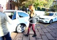 Belen Rodriguez - Milano - 05-11-2012 - Precesso Ruby: chiamata a testimoniare anche Belen Rodriguez