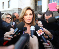 Daniela Santanchè - Milano - 05-11-2012 - Precesso Ruby: chiamata a testimoniare anche Belen Rodriguez