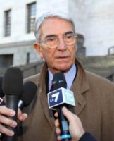 Carlo Rossella - Milano - 05-11-2012 - Precesso Ruby: chiamata a testimoniare anche Belen Rodriguez