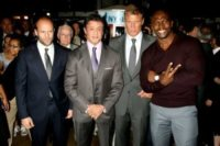 Dolph Lundgren, Terry Crews, Sylvester Stallone, Jason Statham - 19-08-2010 - Nicolas Cage ancora in trattative per Expendables 3