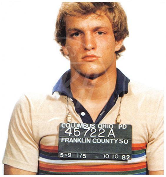 Woody Harrelson - Hollywood - 27-07-2010 - Per le star è obbligatorio il passaggio dietro le sbarre