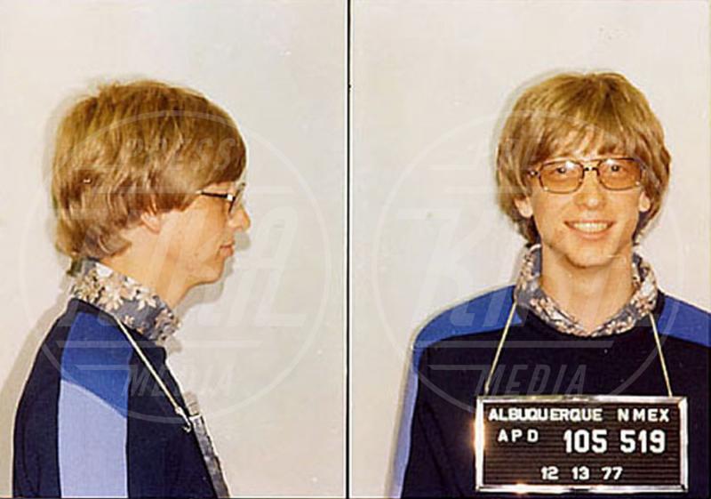 Bill Gates - Hollywood - 27-07-2010 - Per le star è obbligatorio il passaggio dietro le sbarre