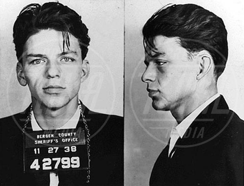 Frank Sinatra - Hollywood - 27-07-2010 - Per le star è obbligatorio il passaggio dietro le sbarre