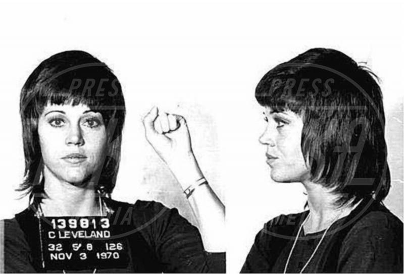 Jane Fonda - Hollywood - 27-07-2010 - Per le star è obbligatorio il passaggio dietro le sbarre