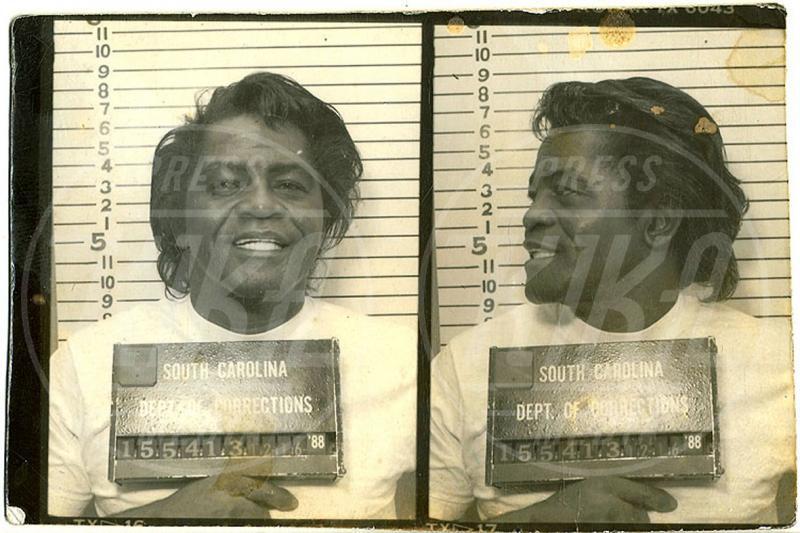 James Brown - Hollywood - 27-07-2010 - Non si è una vera star se non si finisce in galera