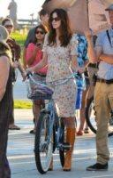 Michelle Monaghan - Venice Beach - 05-11-2012 -  Dove vai se la bicicletta, trendy, non ce l'hai?