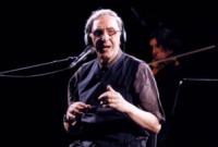 Franco Battiato - Milano - 16-07-2011 - Battiato accetta la delega alla Cultura della regione Sicilia