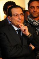Rosario Crocetta - Palermo - 30-10-2012 - Battiato accetta la delega alla Cultura della regione Sicilia